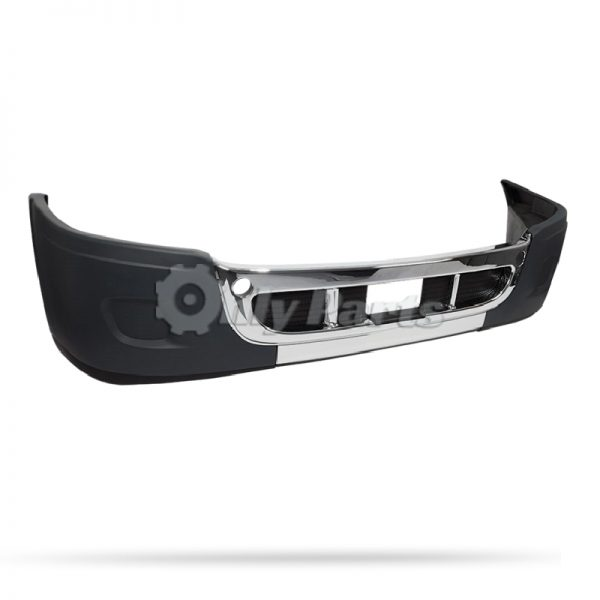 Freightliner Cascadia Front Bumper Assembly With Chrome Cover2